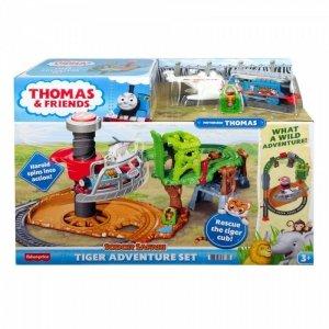 Fisher Price Zestaw Tomek i Przyjaciele Przygoda Safari