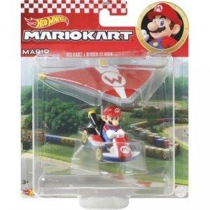 Hot Wheels Pojazd-lotnia Mario Kart Mario