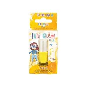 TUBAN Lakier Tubi Glam - żółty perłowy