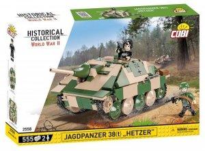 Cobi Klocki Klocki Jagdpanzer 38