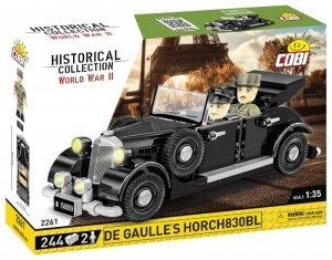 Cobi Klocki Klocki De Gaulles Horch830BL