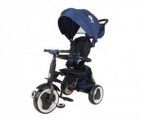 Qplay Rowerek Trójkołowy Rito Plus niebieski