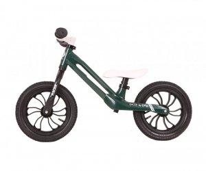 Qplay Rowerek Biegowy Magnezowy Racer zielony