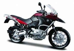 Maisto Motocykl BMW R 1200 GS 1:12