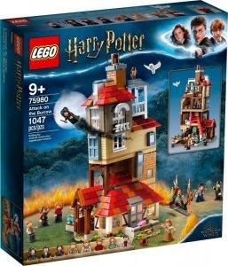 LEGO Klocki Harry Potter 75980 Atak na Norę