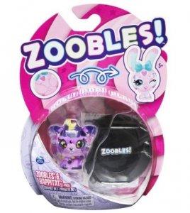 Spin Master Figurka Zoobles Zwierzatko 1pak Bunny
