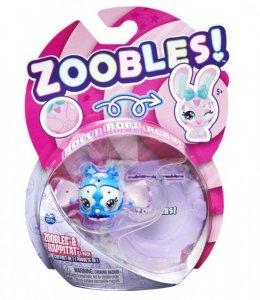 Spin Master Figurka Zoobles Zwierzątko 1pak Owl