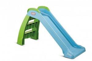 Little Tikes Pierwsza Zjeżdżalnia niebiesko-zielona