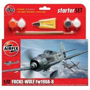 Airfix Focke Wulf 190A8