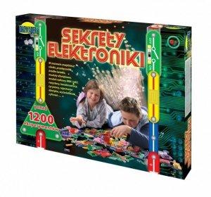 Dromader Sekrety Elektroniki, 1200 eksperymentów