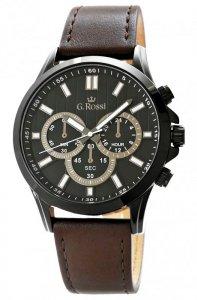 Zegarek Męski G.Rossi 8071A2-1B1-2