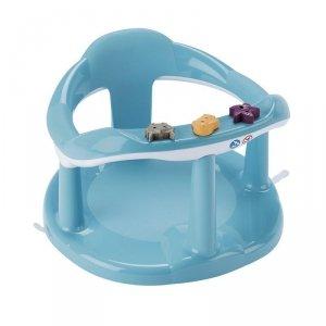 Krzesełko do kąpieli niebies j