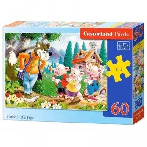 PUZZLE 60EL. THREE LITTLE PIGS
