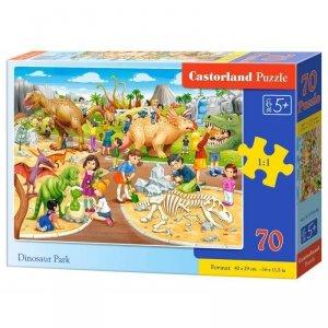Puzzle 70 dinosaur park