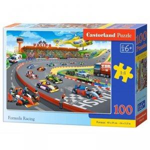 Puzzle 100 formula racing