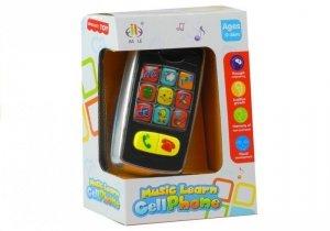 Telefon Grający ze Światełkami dla Malucha