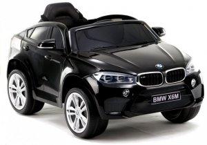 Auto na Akumulator BMW X6 Czarny Lakierowany