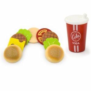 VIGA Zestaw Hamburger i Cola