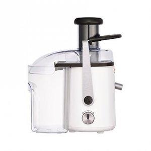 Juicer TEFAL ZE581B38 Type Centrifugal juicer, White, 700 W, Extra large fruit input, Number of speeds 2
