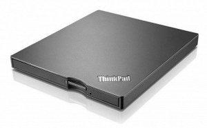 Lenovo ThinkPad UltraSlim USB DVD Burner CD write speed 24 x, CD read speed 24 x