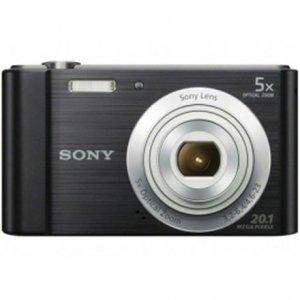 Sony Cyber-shot DSC-W800 Compact camera, 20.1 MP, Optical zoom 5 x, Digital zoom 40 x, Image stabilizer, ISO 3200, Display diago