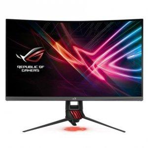 Asus ROG Strix Gaming LCD XG258Q 24.5 , TN, FHD, 1920 x 1080 pixels, 16:9, 1 ms, 400 cd/m², Dark gray, Red, Native 240Hz, Adapt