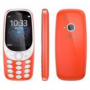 Nokia 3310 (2017) Red, 2.4 , TFT, 240 x 320 pixels, 16 MB, Dual SIM, Micro-SIM, Bluetooth, 3.0, USB version microUSB 2.0, Built