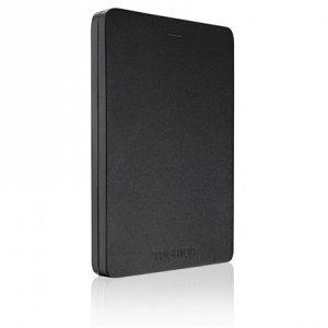 Toshiba Canvio Alu 2000 GB, 2.5 , USB 3.0, Black