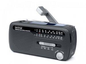 Muse Radio MH-07DS Black,