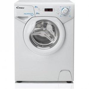 Candy Washing machine AQUA 1142 D1 Front loading, Washing capacity 4 kg, 1100 RPM, A+, Depth 44 cm, Width 51 cm, White, Display,