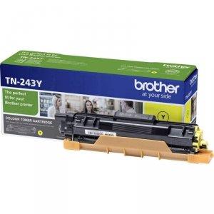 Brother TN243Y Toner cartridge, Yellow