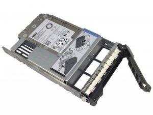 Dell Server HDD 2.5 1.8TB 10000 RPM, Hot-swap, in 3.5 HYBRID carrier, SAS, 12 Gbit/s, 512e, (PowerEdge 14G: R240,R340,R440,R54