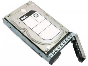 Dell Server HDD 2.5 1TB 7200 RPM, Hot-swap, SATA, 6 Gbit/s, 512n, (PowerEdge 14G: R340,R440,R640,R740)