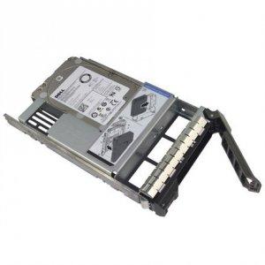 Dell Server HDD 2.5 1TB 7200 RPM, Hot-swap, in 3.5 HYBRID carrier, SATA, 6 Gbit/s, 512n, (PowerEdge 14G: R240,R340,R440,R640,R