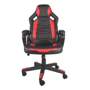 Genesis Gaming chair Nitro 370, NFG-13664, Black- red