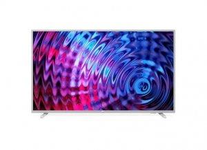 Philips 43PFS5823/12 43 (108 cm), Smart TV, Full HD Ultra Slim LED, 1920 x 1080 pixels, DVB-T/T2/T2-HD/C/S/S2, Silver