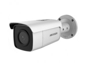 Hikvision IP Camera DS-2CD2T46G1-4I Bullet, 4 MP, 2.8mm/F1.6, Power over Ethernet (PoE), IP67, H.265/H.264, Micro SD, Max.128GB
