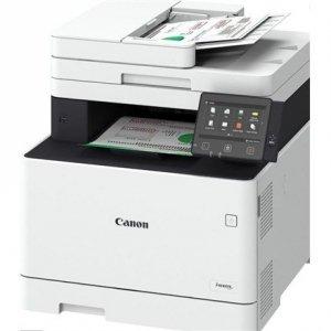 Canon I-SENSYS MF744CDW Colour, Laser, Multifunction, A4, White/ Black