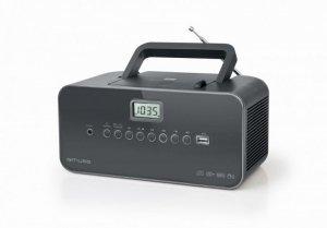 Muse Portable radio M-28DG USB port, AUX in,