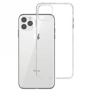 3MK Clear Case Back cover, Apple, iPhone XI Pro Max, TPU, Transparent