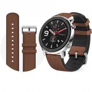 Amazfit GTR Smart watch, GPS (satellite), AMOLED, Touchscreen, Heart rate monitor, Activity monitoring 24/7, Waterproof, Blueto