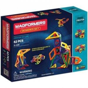 Magformers Designer Set 62 pcs Magformers