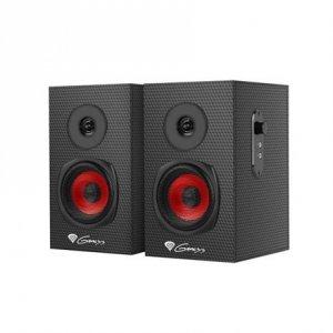 Genesis Helium 200 Gaming Speakers, 4 Ω, Black
