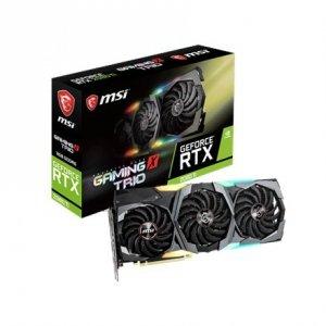 MSI GeForce RTX 2080 Ti GAMING X TRIO NVIDIA, 11 GB, GeForce RTX 2080 Ti, GDDR6, PCI Express x16 3.0, Processor frequency 1755