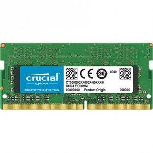 Crucial 8 GB, DDR4, 3200 MHz, Notebook, Registered No, ECC No