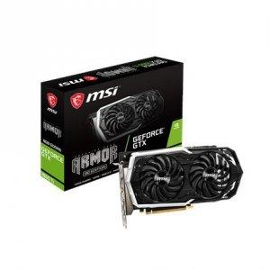 MSI GeForce GTX 1660 Ti ARMOR 6G OC NVIDIA, 6 GB, GeForce GTX 1660 Ti, GDDR6, PCI Express x16 3.0, Processor frequency 1860 MHz,