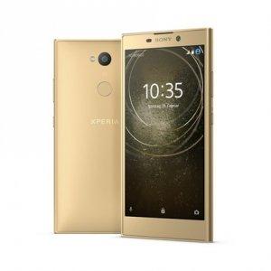 Sony Xperia L2 H4311 Gold, 5.5 , IPS LCD, 720 x 1280, Mediatek MT6737T, Internal RAM 3 GB, 32 GB, MicroSD, Dual SIM, Nano-SIM,