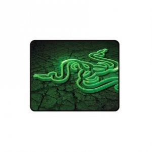 Razer Goliathus Black, Green, Gaming Mouse Pad, Rubber, 355x254 mm
