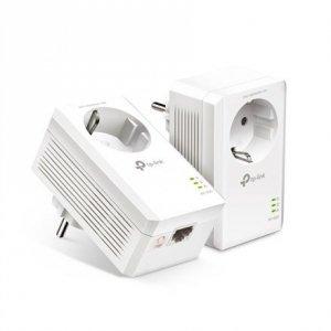 TP-LINK AV1000 Gigabit Passthrough Powerline Starter Kit TL-PA7017P KIT 10/100/1000 Mbit/s, Ethernet LAN (RJ-45) ports 1, No Wi-