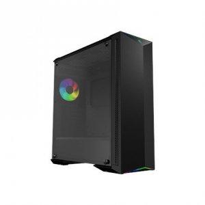 MSI MPG GUNGNIR 100 PC Case, Mid-Tower, USB 3.1, Black